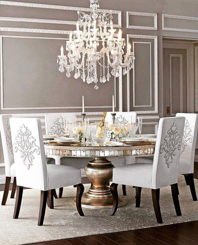 Stunning Dining Room Toronto Canada Torontorealestate Design