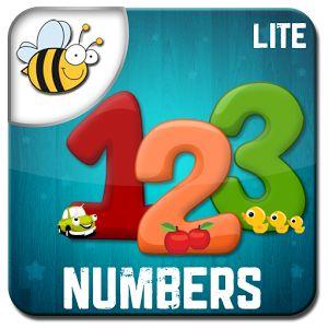 Juegos sencillos para relacionar numeros y grafias