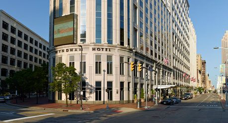 Hotels Near Playhouse Square Cleveland Oh