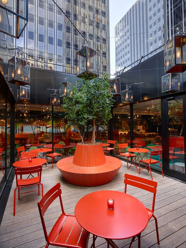 CitizenMu0027s Gare De Lyon Hotel Is A Hub For Travel, Art And Technology