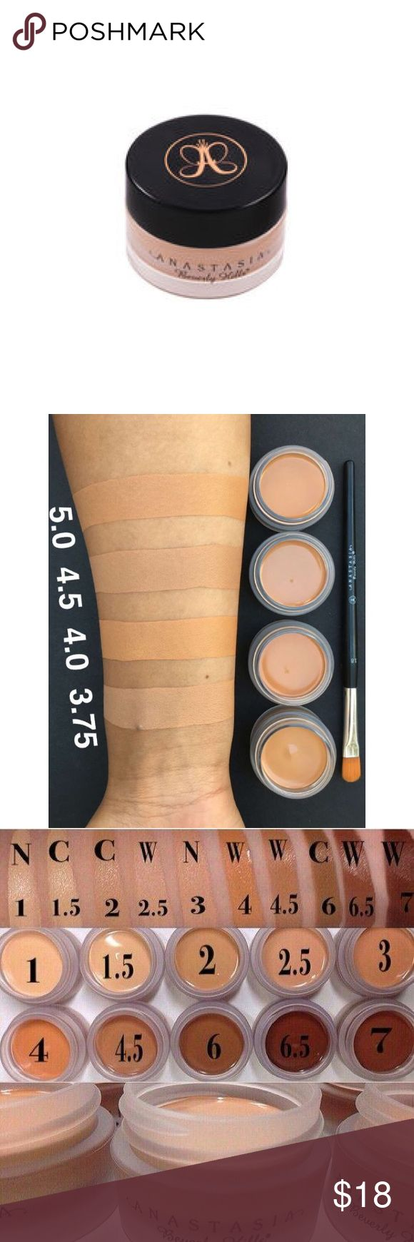 ABH CONCEALER 4.5 New  Never been used  Authentic  No trades Anastasia Beverly Hills Makeup Concealer