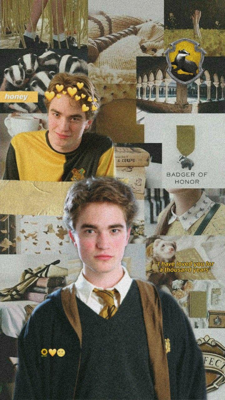 Cedric Diggory Lockscreen Wallpaper Harry Potter Characters Harry Potter Pictures Harry Potter Film
