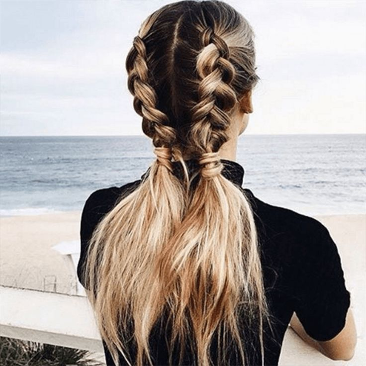 Best Braided Pigtails Ideas On Pinterest Dutch Pigtail - Braid diy pinterest