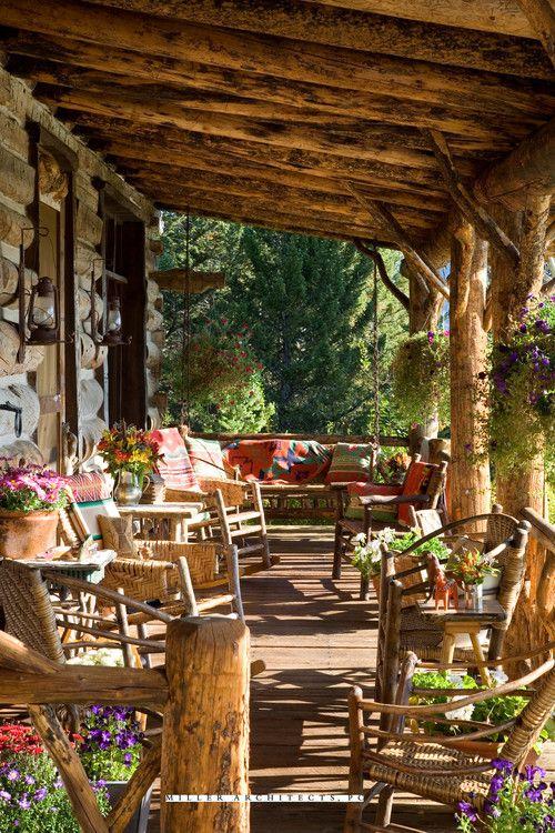 Double D Ranch, MT. Miller Architects