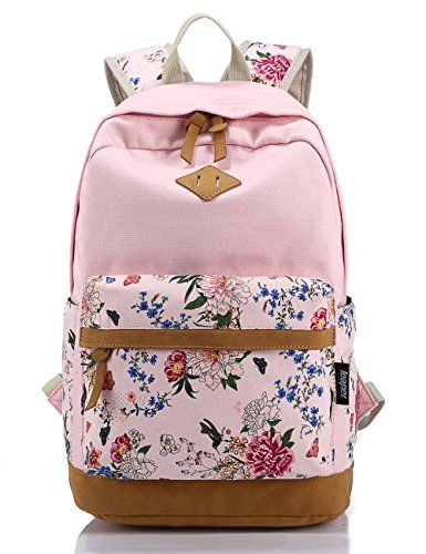 Backpacks 2018 Fashion Solid White Black Lace Female Canvas Backpack Zipper Flap Pocket School Large Bag Teen Girl Notebook Travel Mochila 2019 New Fashion Style Online Women's Bags