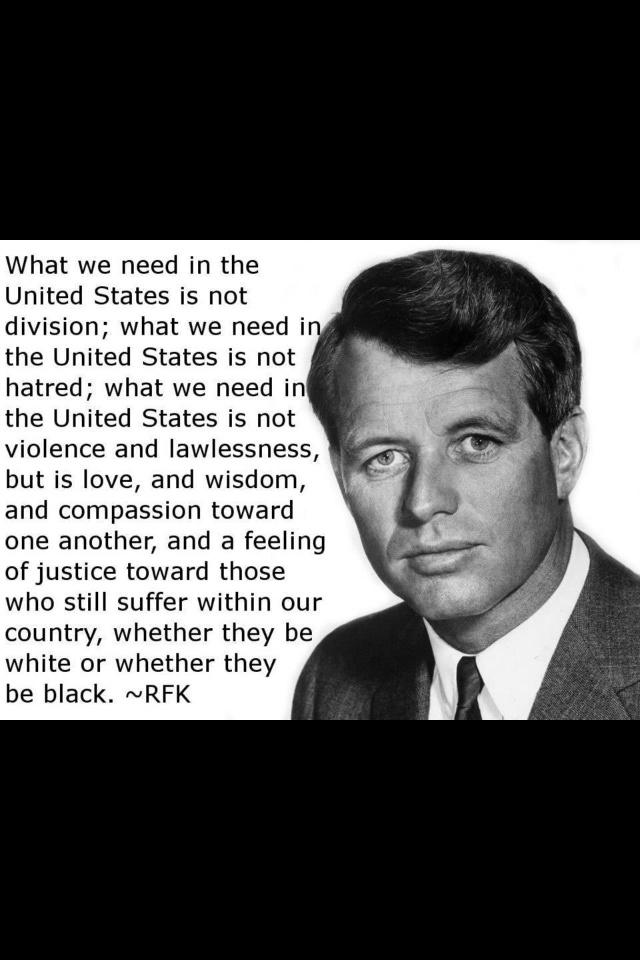 Robert Kennedy  #johnfkennedy #johnfkennedyquotes #kurttasche