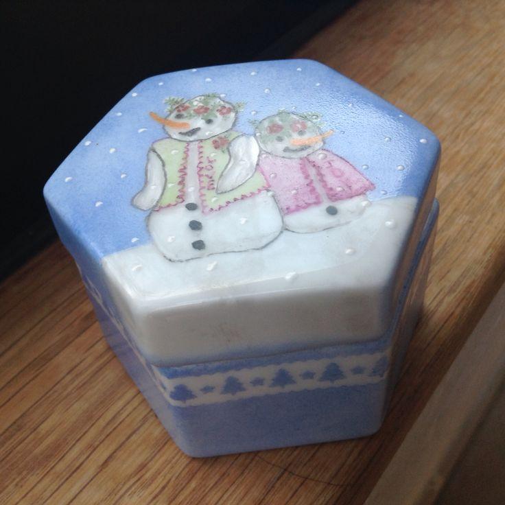 Boîte Noël 2014