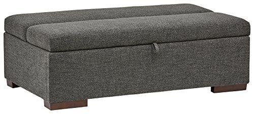 "Rivet Fold Modern Ottoman Sofa Bed, 48""W, Dark Grey Rivet https://smile.amazon.com/dp/B072FVHSSC/ref=cm_sw_r_pi_dp_U_x_SQnNAb1FAMTV1"