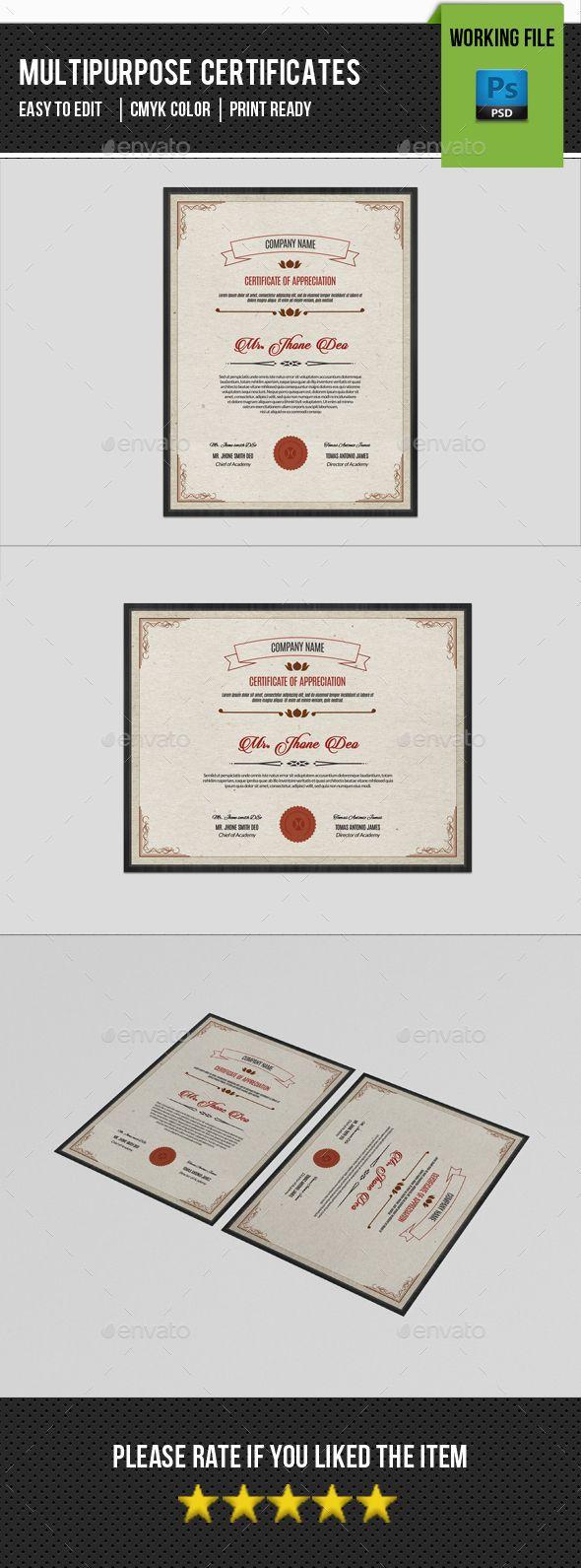 90 best certificate images on Pinterest | Preschool, Award ...