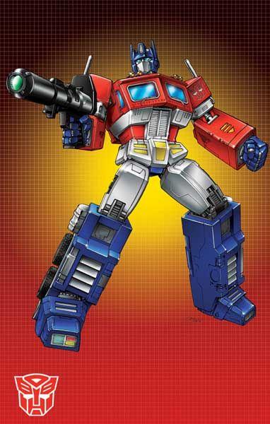 Masterpiece Optimus Prime grid by Dan-the-artguy.deviantart.com on @deviantART