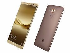 """Huawei Ascend Mate8 Brown Dual SIM 64GB 6.0"""" 4GB RAM 12MP Android Phone By FedEx"""