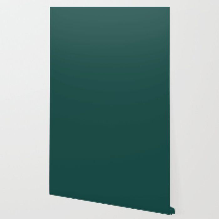 Solid Color Pantone Forest Biome 19 5230 Green Wallpaper In 2020 Green Wallpaper Colorful Wallpaper Biomes