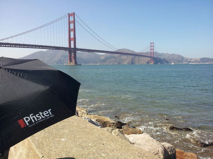 Pfister umbrella, San Francisco
