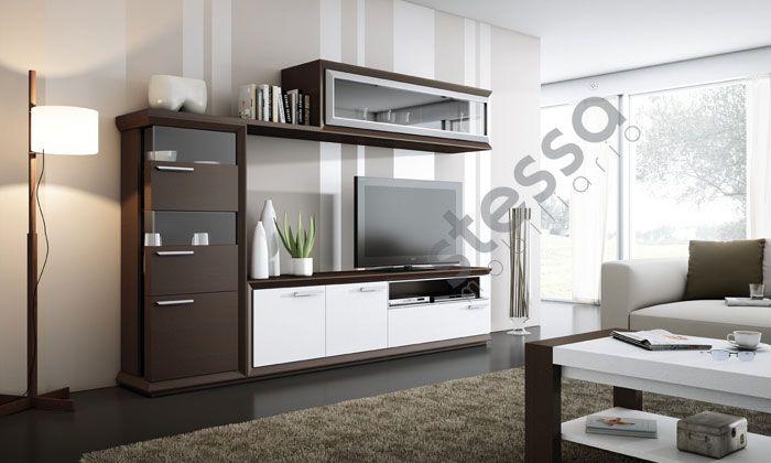 tapete muster wohnzimmer wandgestaltung moderner beistelltisch - moderne tapeten für wohnzimmer