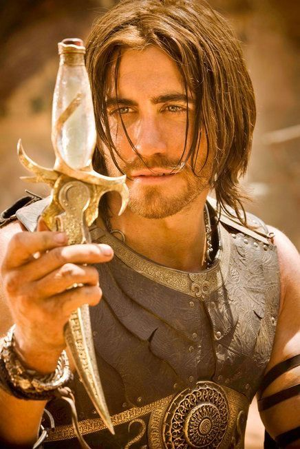 Prince Dastan from The Prince of Persia