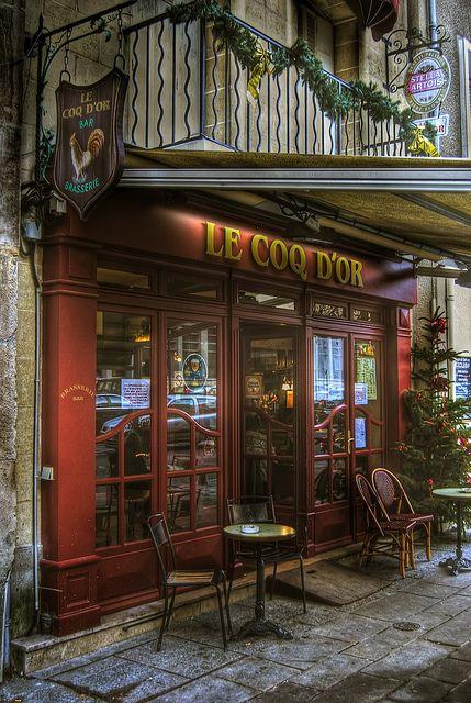 Le coq d'or Bar Brasserie