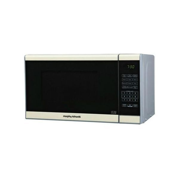 Morphy Richards Em820cpt Cream With 33 Small Size Countertop 800w