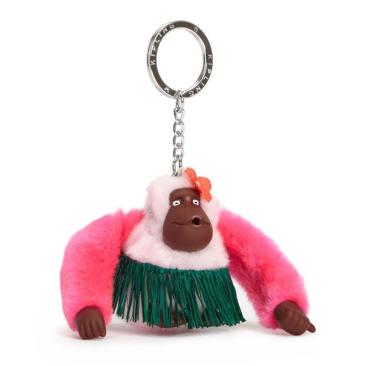 Hawaii Girl Monkey - Kipling