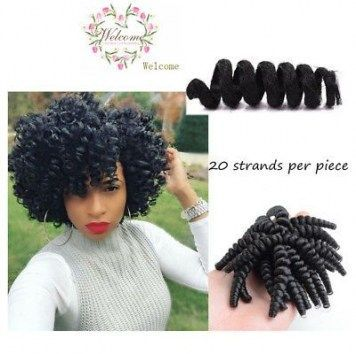 Crochet braids with bangs hairstyles black girls 18 Concepts