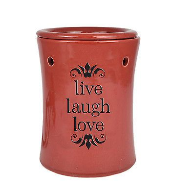Brand new Live Laugh Love Electric Tart Warmer