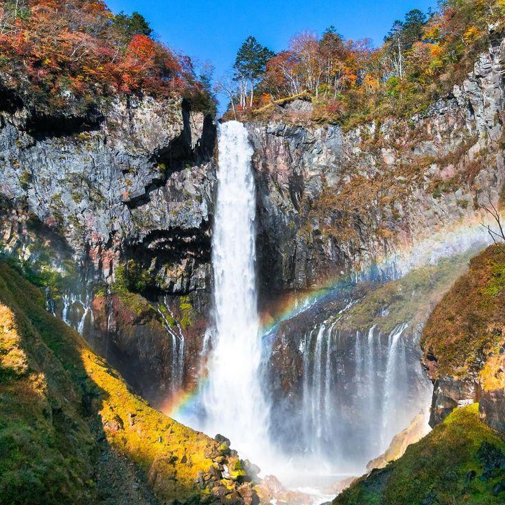 . 初めて見たのは小学生の時 . . 幼いながら感動したのを覚えてる . . 爆瀑に架かる虹🌈Autumn. . . . 📷D5300 🌏TOCHIGI,JAPAN. . #華厳の滝 #紅葉 #滝 #日光 #虹 #Autumn #紅葉狩り #Autumnleaves #wow_nihon #skyshotarchive #sky_captures #Nature_special_ #police_landscapes #scape_captures #カメラ好きな人と繋がりたい #写真好きな人と繋がりたい #写真撮ってる人と繋がりたい #ファインダー越しの私の世界 #広がり同盟 #一眼レフ #一眼レフ練習中 #nikon #風景 #絶景 #インスタ映え #カメラ男子