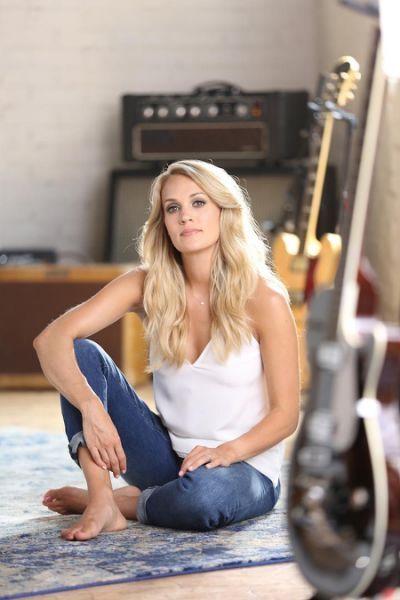 Carrie Underwood's Feet