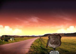 A Rota 66 começou a funcionar em 1926, começando no estado americano do Illinois e passando pelos estados do Missouri, Kansas, Oklahoma, Texas, Novo México e Arizona até terminar na Califórnia. Todo o percurso vai do centro-oeste dos Estados Unidos e praticamente corta o país em direção à costa oeste, tendo a extensão de aproximadamente 3.755 km.
