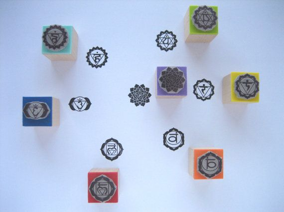 CHAKRAS Rubber Stamps Set. Chakras Rubber Stamps. Chakras Stamps Set. Chakras Stamps. Seven Chakras Stamps Set. Seven Chakras Stamps. Set of Seven Chakras Stamps. Set of Seven Chakras. Chakras. Seven Chakras. Yoga stamps. Chakra Rubber Stamp. Yoga Gift.Reiki Stamps. Buddhist Stamps.