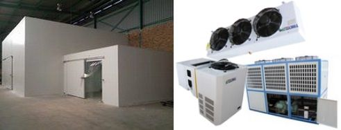 Include #freezerrooms to your business and extend the longevity of your stored products by contacting #Africhill at http://www.aboard.co.za/