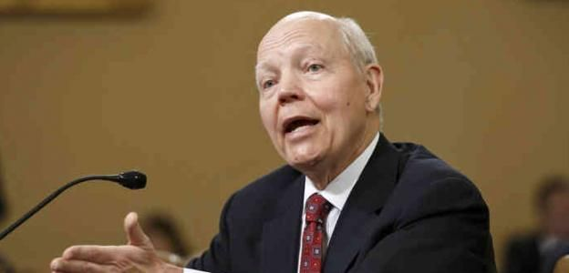 REMINDER: IRS Commissioner John Koskinen is Major Democratic Donor
