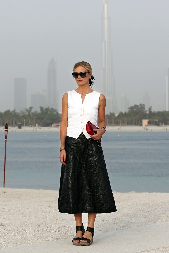 Chanel - Front Row Dubai