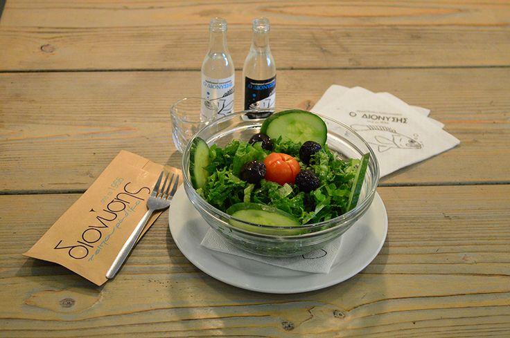 Μαρούλι - Lettuce Salad