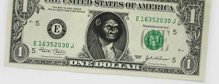 One Dollar Bill Art by Atypyk 15 – #Art #Atypyk #b…