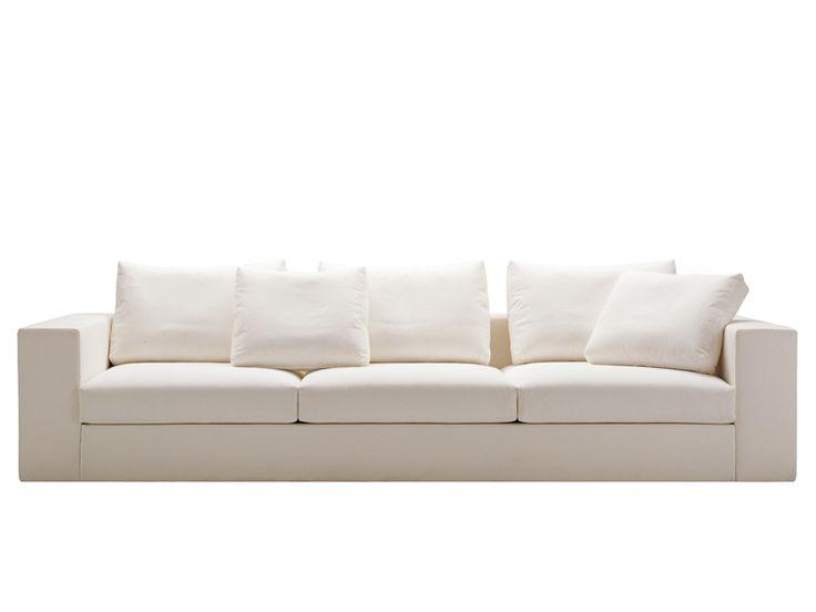 Sofá cama con funda extraíble BETA by Zanotta diseño Mauro Lipparini