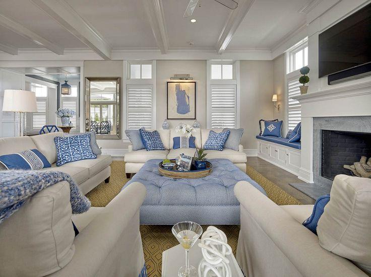 Fantastic 90+ Chic Beach House Interior Design Ideas Https://decorspace.net