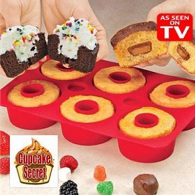 Cupcake Secret Kek Kalıbı ::