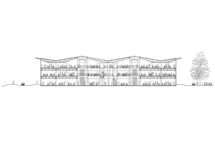 Stockley Park Offices | Foster + Partners