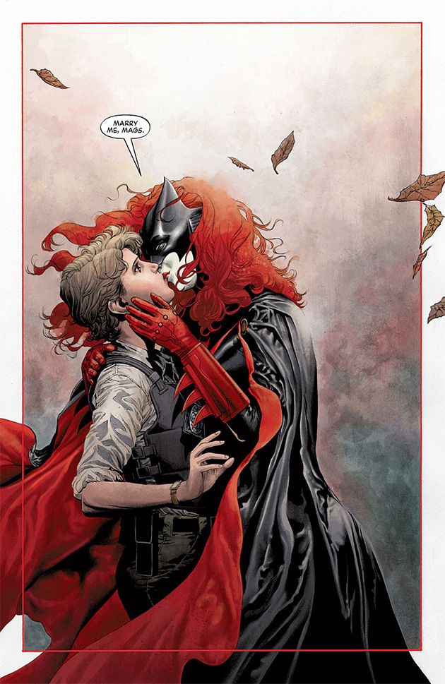 JH Williams III & W. Haden Blackman Leave 'Batwoman' Over Editorial Edicts