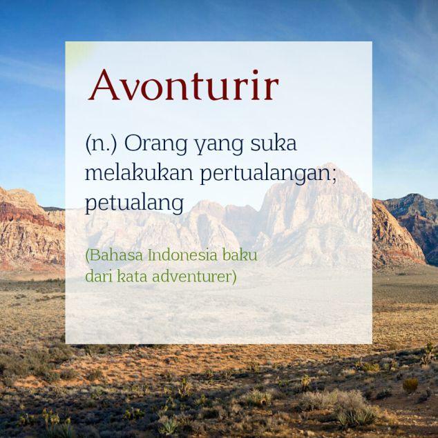 25 best kamus images on pinterest indonesia chistes and hilarious kamus serius definisi avonturir menurut kbbi stopboris Image collections