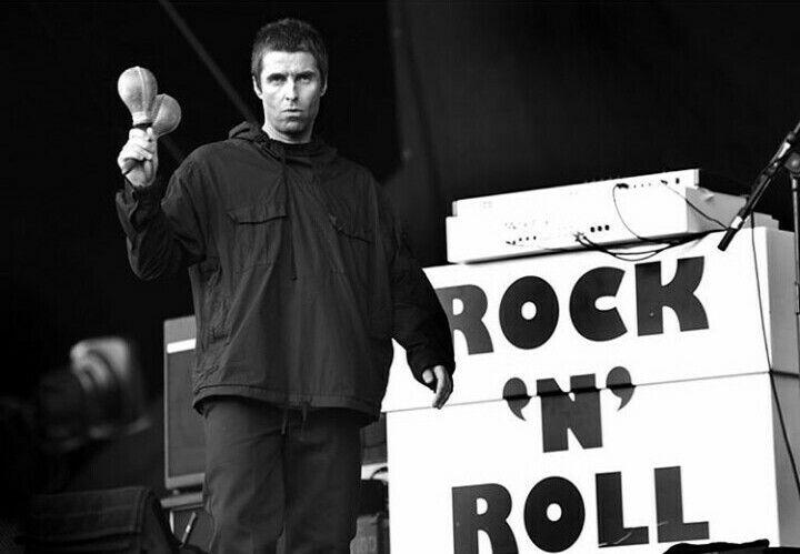 Liam Gallagher-24 Junio 2017 Glastonbury