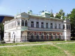 Дом купцов Агафуровых