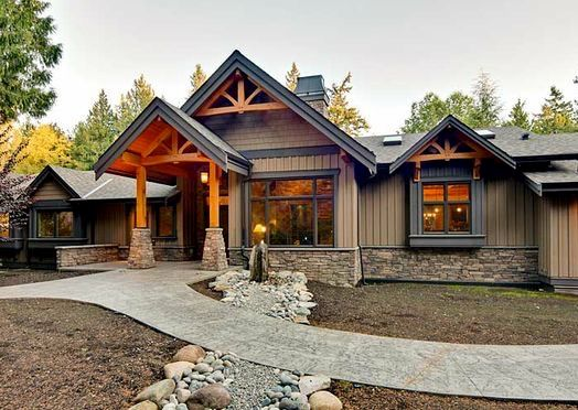 renovating ranch style homes exterior - Ranch Home Exterior