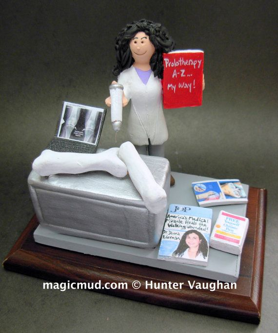 Orthopaedic Surgeon's Gift  www.magicmud.com    1 800 231 9814    magicmud@magicmud.com $225  Personalized #Medical Gift Figurines, custom created just for you!    Perfect present for all #Doctors, a  heartfelt gift for birthdays, graduations, anniversaries, new office openings, retirement, as a thank you to a great #physician  Surgeon, cardiologist, therapist, nurse, ob-gyno, podiatrist, psychiatrist, nephrologist, urologist, radiologist, any occupation made to to order by #magicmud