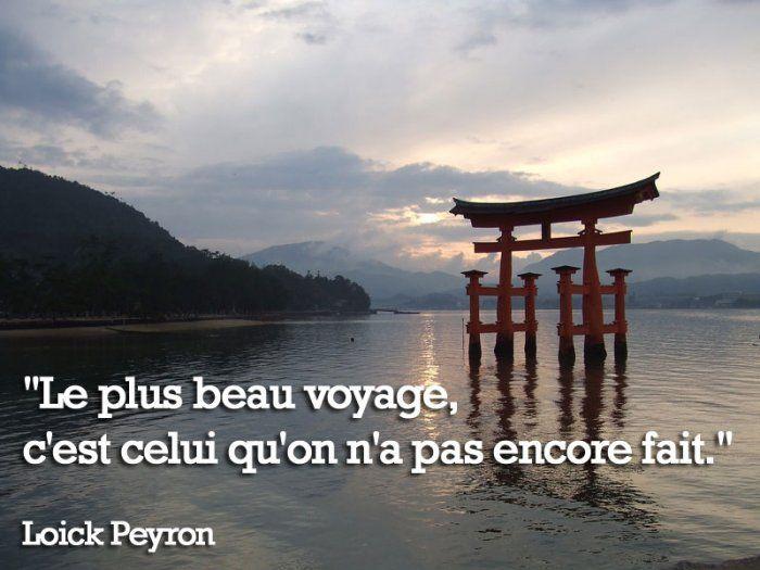 Les plus belles citations de voyage en images
