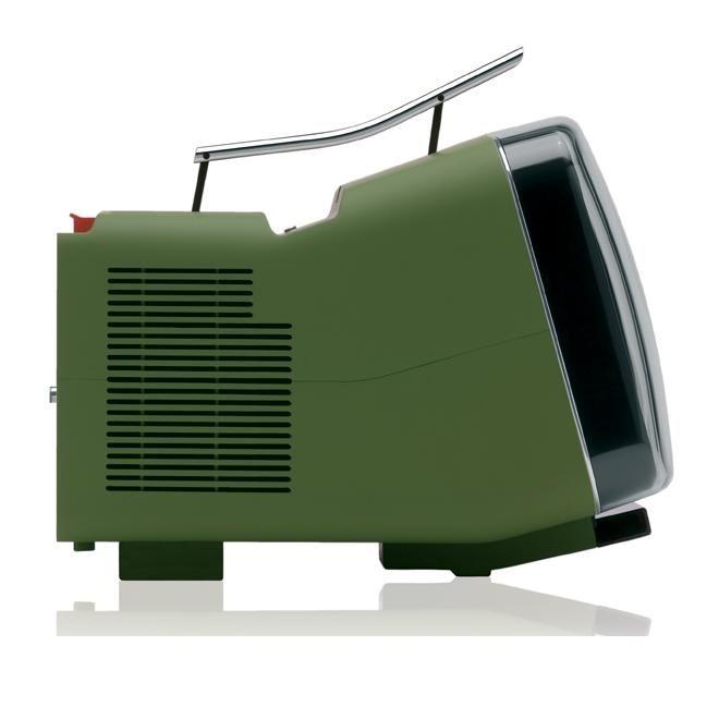 Marco Zanuso & Richard Sapper Televisore Algol per BRIONVEGA, 1964