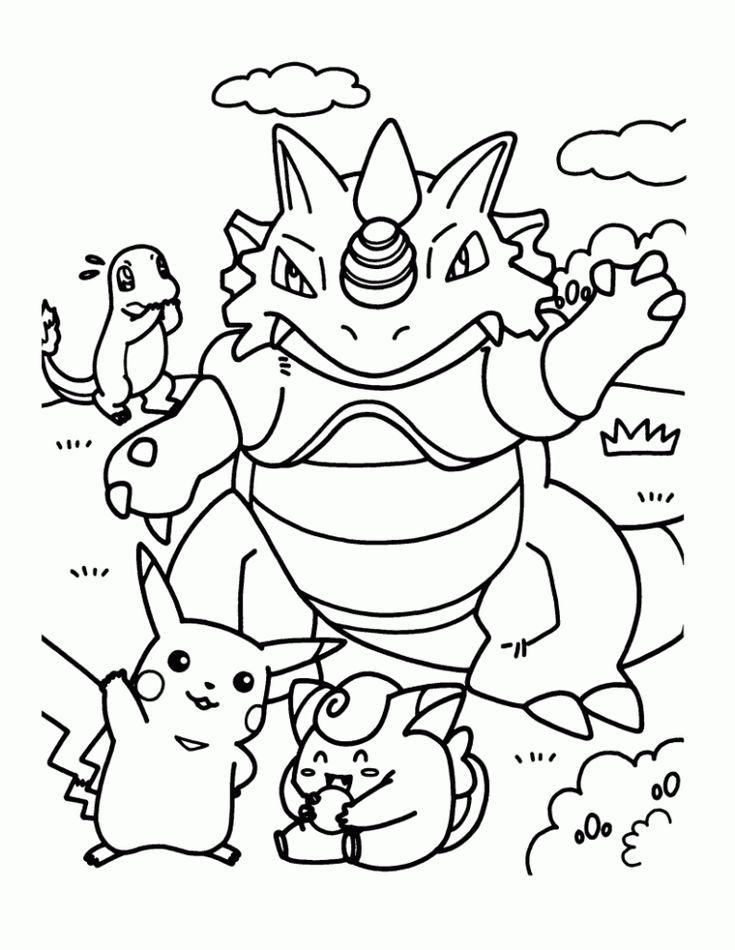 malvorlagen pokemon zum ausdrucken  pokemon malvorlagen