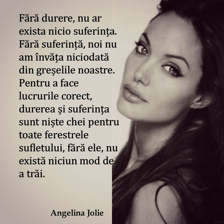 Citat de Angelina Jolie