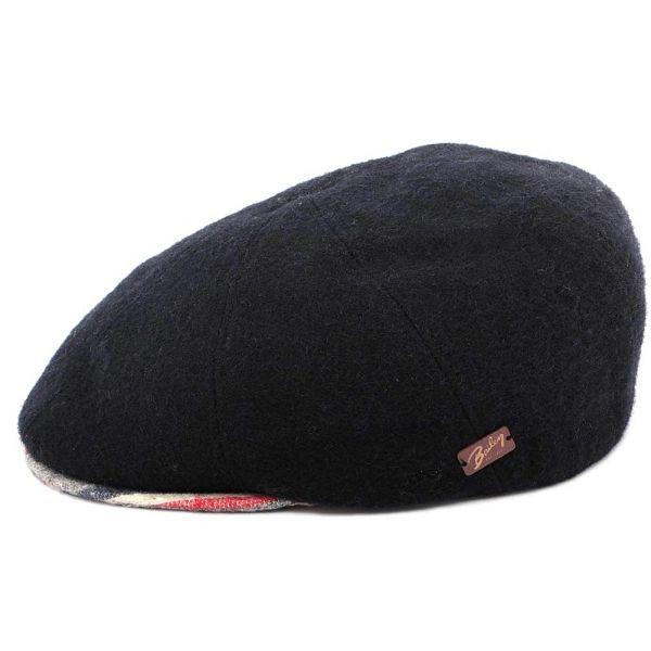 Casquette Plate Marine Tensen Bailey Le style Bailey sur Hatshowroom.com #casquette #chapeau #bonnet