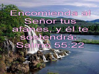 Biblia, paisajes y maravillas: Salmo 55:22
