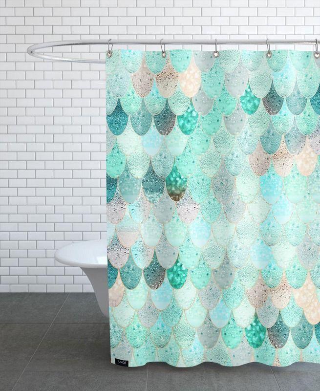 Les 13 meilleures images du tableau id es pour la maison - Rideau de douche tableau periodique ...